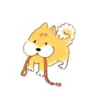 ころころころころ柴犬(個別スタンプ:05)