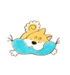 ころころころころ柴犬(個別スタンプ:07)