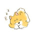 ころころころころ柴犬(個別スタンプ:17)