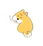 ころころころころ柴犬(個別スタンプ:23)