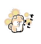 ほんわかしばいぬ<春>(個別スタンプ:5)