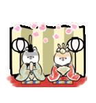 ほんわかしばいぬ<春>(個別スタンプ:6)