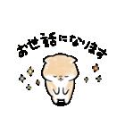 ほんわかしばいぬ<春>(個別スタンプ:15)