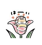 ほんわかしばいぬ<春>(個別スタンプ:25)