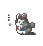 よく使う言葉&気づかい♡犬張子スタンプ(個別スタンプ:37)