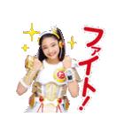 アイドル×戦士 ミラクルちゅーんず!(個別スタンプ:16)