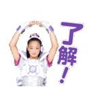 アイドル×戦士 ミラクルちゅーんず!(個別スタンプ:19)