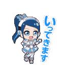 アイドル×戦士 ミラクルちゅーんず!(個別スタンプ:21)