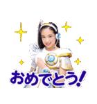 アイドル×戦士 ミラクルちゅーんず!(個別スタンプ:22)