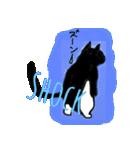 My Kuro(個別スタンプ:08)