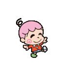 てんちゃいバカボン ハジメちゃん(個別スタンプ:08)