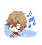 「スタレボ☆彡」第1弾(個別スタンプ:09)