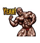 筋肉マッチョマッスルスタンプ 12(個別スタンプ:03)