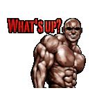 筋肉マッチョマッスルスタンプ 12(個別スタンプ:05)
