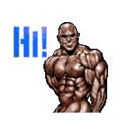 筋肉マッチョマッスルスタンプ 12(個別スタンプ:07)