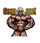 筋肉マッチョマッスルスタンプ 12(個別スタンプ:11)