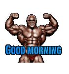 筋肉マッチョマッスルスタンプ 12(個別スタンプ:13)