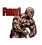 筋肉マッチョマッスルスタンプ 12(個別スタンプ:14)