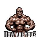 筋肉マッチョマッスルスタンプ 12(個別スタンプ:17)
