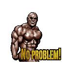 筋肉マッチョマッスルスタンプ 12(個別スタンプ:22)