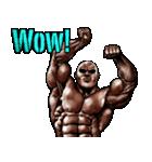 筋肉マッチョマッスルスタンプ 12(個別スタンプ:26)