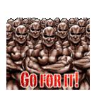筋肉マッチョマッスルスタンプ 12(個別スタンプ:29)