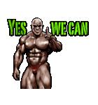 筋肉マッチョマッスルスタンプ 12(個別スタンプ:34)