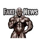 筋肉マッチョマッスルスタンプ 12(個別スタンプ:35)