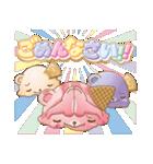 愛するくまのアイスクリーム(第二弾)(個別スタンプ:11)