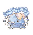 甘えんぼくまのアイスクリーム(第三弾)(個別スタンプ:15)