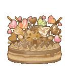 甘えんぼくまのアイスクリーム(第三弾)(個別スタンプ:28)
