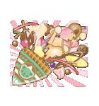 甘えんぼくまのアイスクリーム(第三弾)(個別スタンプ:39)