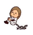 うつろめ女子・野球編(個別スタンプ:33)