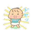 かなたくん(赤ちゃん)専用のスタンプ(個別スタンプ:36)