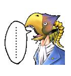 魔人探偵脳噛ネウロ(J50th)(個別スタンプ:05)