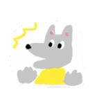 いろんな犬の日常スタンプ(個別スタンプ:10)
