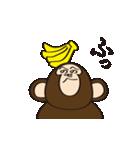 へのへのモンキー(個別スタンプ:15)