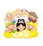 ぴかぴか七福神3(個別スタンプ:40)