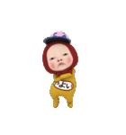 【#1】レッドタオルの【やよい】が動く!!(個別スタンプ:09)