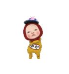 【#1】レッドタオルの【ゆか】が動く!!(個別スタンプ:09)