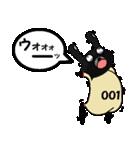 BLACK BUNNY 001 2(個別スタンプ:37)