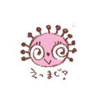 田村セツコ きららちゃんきらきらスタンプ(個別スタンプ:21)