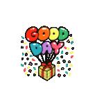 おしゃれなお誕生日&お祝い&ありがとう(個別スタンプ:20)
