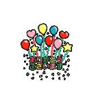 おしゃれなお誕生日&お祝い&ありがとう(個別スタンプ:25)