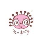 田村セツコ きららちゃん きらきらスタンプ(個別スタンプ:21)