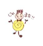 田村セツコ きららちゃん きらきらスタンプ(個別スタンプ:40)