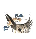 ヤマセミ山ちゃん(個別スタンプ:10)