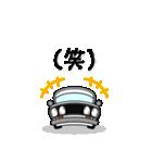 まんまる丸目のブルくんバドちゃん♪(個別スタンプ:34)