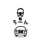 まんまる丸目のハコくんスカちゃん♪(個別スタンプ:19)