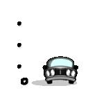 まんまる丸目のハコくんスカちゃん♪(個別スタンプ:22)
